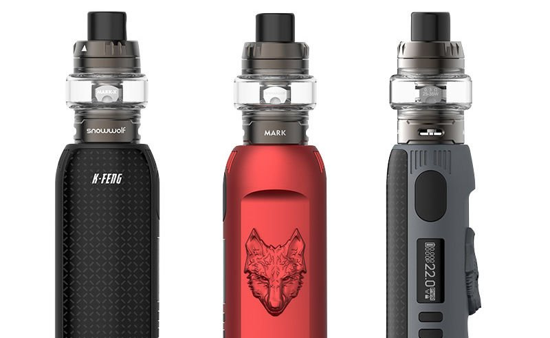 Snowwolf Kfeng Kit 80W review